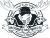 Moose on Bikes